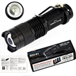 Sidiou Group 7W 300lm Mini Flashlight...