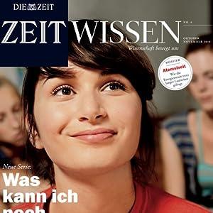 ZeitWissen, Oktober 2010 Audiomagazin