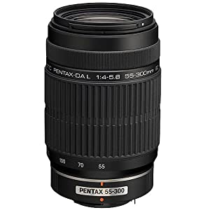 Pentax - SMC-P DA -L 55-300/4-5.8 ED Telephoto Zoom Lens For Digital SLRs (58mm)