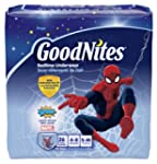 Goodnites Boys Underwear Small/Medium...
