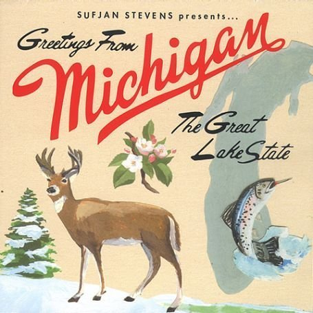 Greetings from Michigan: The Great Lake State