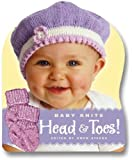 Knit Baby Head & Toes!