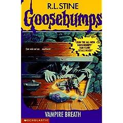 goosebumps vampire breath representation