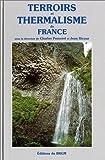 echange, troc Cartes BRGM - Carte géologique : Terroir et thermalisme - Les eaux minérales françaises