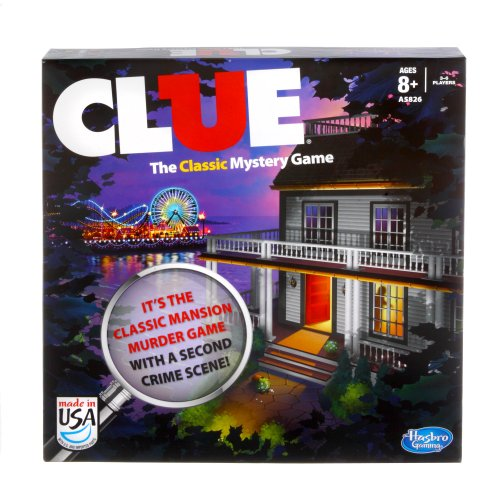 Clue Board Game, 2013 Edition - 1