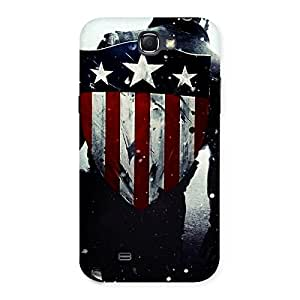 Strong Back Back Case Cover for Galaxy Note 2