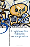 Histoire de la philosophie politique, tome 5: Les Philosophies politiques contemporaines (French Edition) (2702130348) by Renaut, Alain
