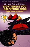 img - for Right Where You Are Sitting Now: Further Tales of the Illuminati (Visions Series) Paperback - January 25, 1993 book / textbook / text book