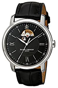 Baume & Mercier Men's 8689 Classima Skeleton Display Watch