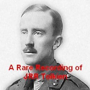 A Rare Recording of J. R. R. Tolkien Hörbuch