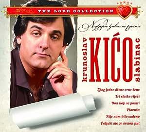 Krunoslav Kico Slabinac - Najljepse Ljubavne Pjesme - Amazon.com Music