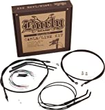 Burly B30-1005 Cable/Brake Line Kit for 16