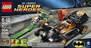 LEGO Super Heroes - DC Comics - Batman: The Riddler Chase - 76012