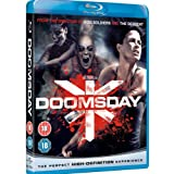 Doomsday [Blu-ray] [Region Free]by Rhona Mitra