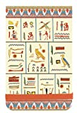 Egyptian Stories Mini Journal (0735326487) by Brooklyn Museum