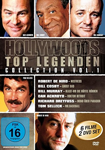Hollywoods Top Legenden - Collection Vol. 1 [2 DVDs]