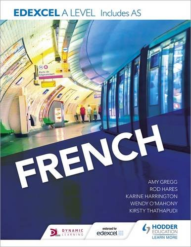 Edexcel A Level French (Includes AS) (Other America Harrington compare prices)