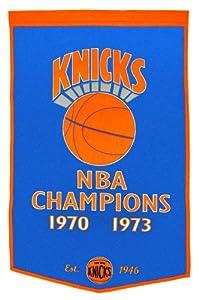 NBA New York Knicks Banner by Winning Streak