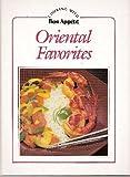Oriental favorites (Cooking with Bon appetit) (0895351773) by Appetit, Bon