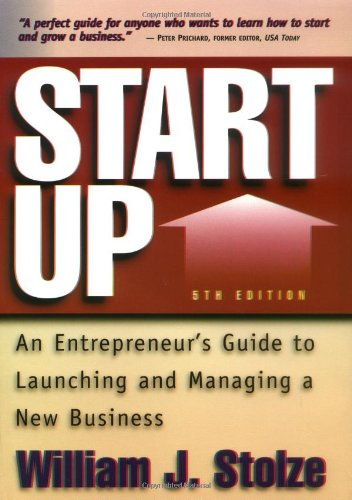 Start Up: 5th Edition