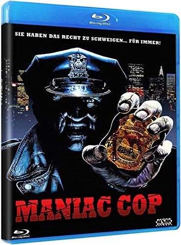 Maniac Cop - uncut [Blu-ray]