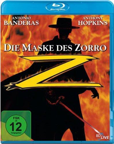 Die Maske des Zorro [Blu-ray]