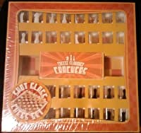 Shot Glass Chess Set Drinking Game from Sherwood Brands, LLC