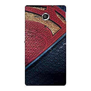 Enticing Day suit Multicolor Print Back Case Cover for Sony Xperia SP