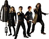 "Harry Potter Order of the Phoenix Series 1 - 7"" Action Figures, Set of 4"