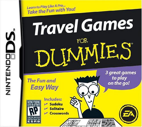 Travel Games for Dummies - Nintendo DS - 1