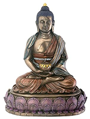 Buddhist Amitabha Religious Buddhism Statue Figurine Decoration from Summit