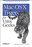 img - for Mac OS X Tiger for Unix Geeks book / textbook / text book