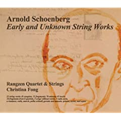 Early &amp; Unknown String Works/Rangzen Quartet &amp; Str