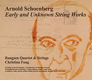 Early & Unknown String Works/Rangzen Quartet & Str (DVD Audio)