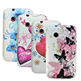 zkiosk 952��tui Set (4�Pack) pour Sony Xperia tipo ST21i Design S�lection 15