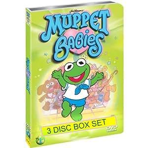 Muppet Babies 3 Disc Boxset