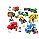 LEGO Education Vehicles Set Trucks Motorcycles & Cars 4579789