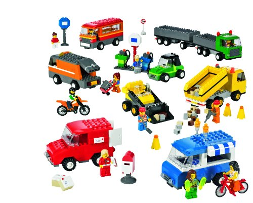 Lego Vehicles image