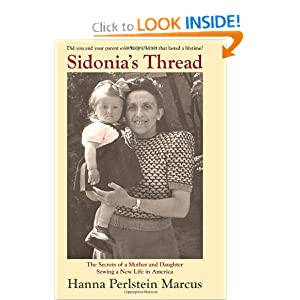 Download Sidonia's Thread: The Secrets of a Mother and Daughter Sewing a New Life in America ebook