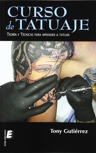 Curso de tatuaje: Teoría y técnicas para aprender a tatuar