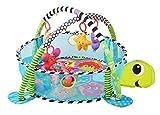 Krabbeldecke Spieldecke Spielbogen Spielmatte Babydecke Laufstall 3 in 1