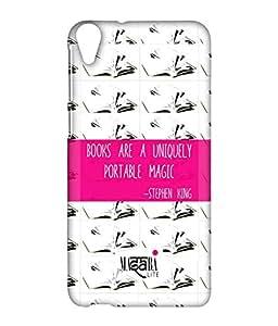 Masaba Book Love - Sublime Case for HTC Desire 820