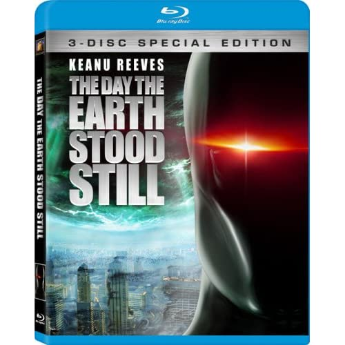 Blu-Ray Day the Earth Stood Still