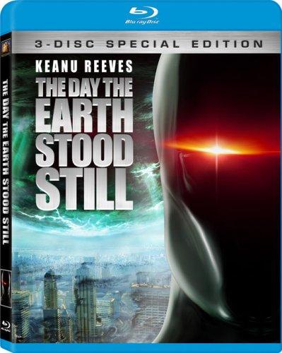 Day the Earth Stood Still, The / День, когда Земля остановилась (2008)