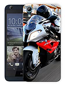 "Humor Gang S2000 Sports Bike Love Printed Designer Mobile Back Cover For ""HTC DESIRE 728"" (3D, Matte, Premium Quality Snap On Case)"