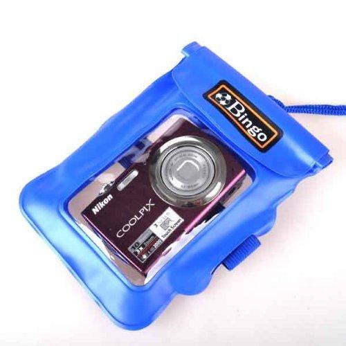 Neewer blue underwater waterproof pouch dry bag beach case for