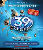 The 39 Clues Book One: The Maze of Bones (Audio)