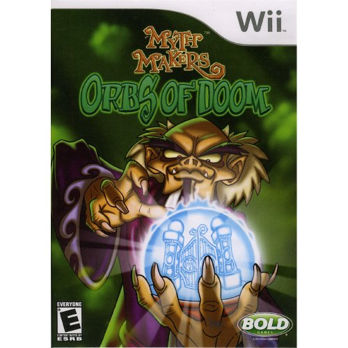 Myth Makers Orbs Of Doom - Nintendo Wii - 1