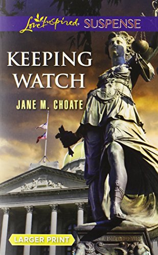 Keeping Watch (Love Inspired Suspense (Large Print))
