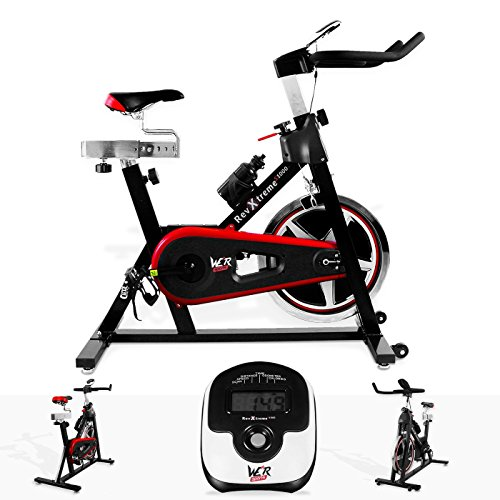 We R Sports Aerobic Training Cycle Exercise Bike Fitness Cardio Workout Home...